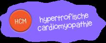 Hypertrofische cardiomyopathie